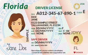 verify if your Florida driver license is valid